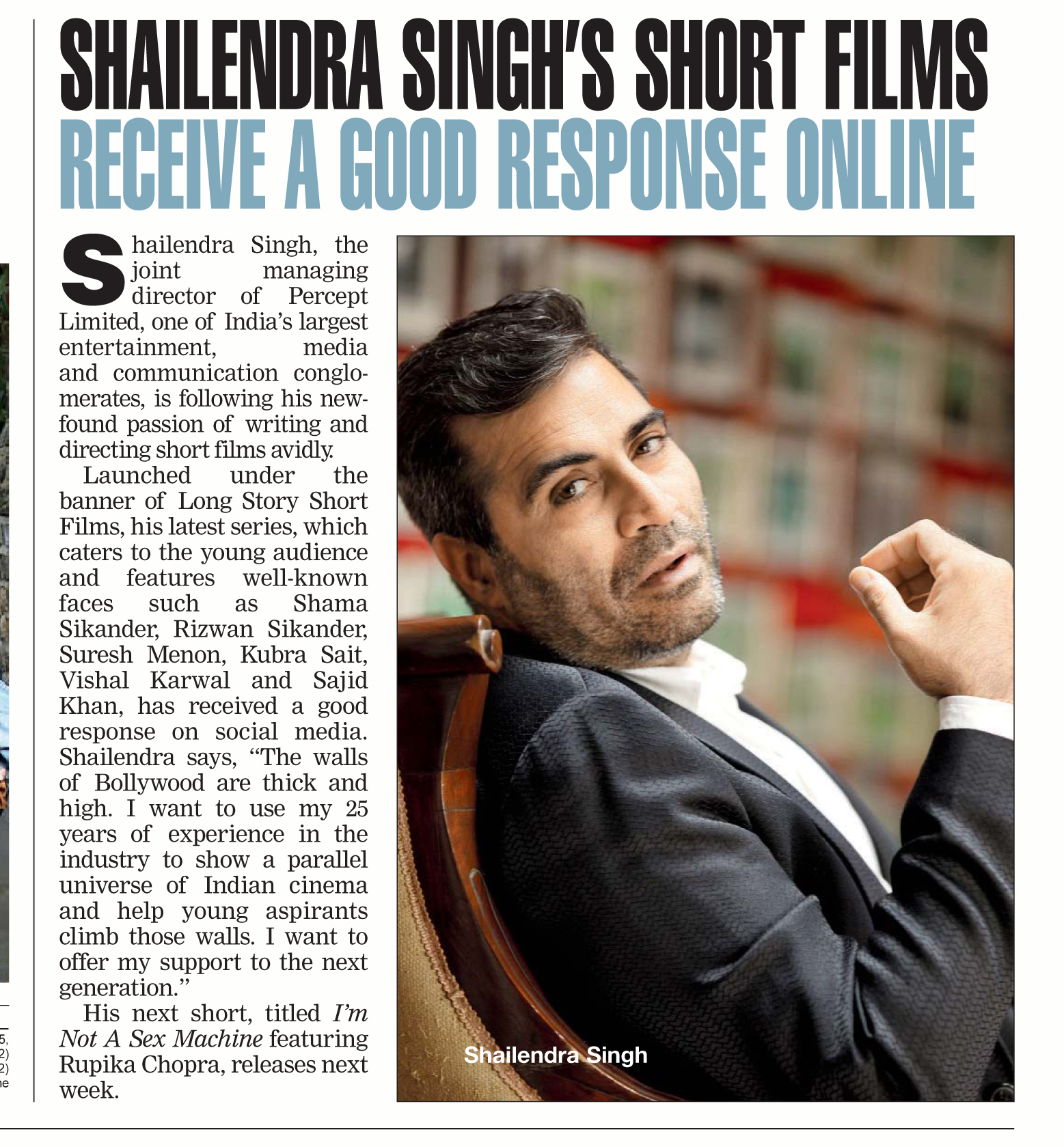 Bombay Times. 29 June 2016