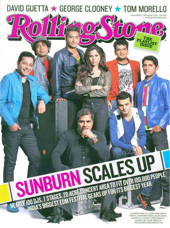 Rolling Stone. Dec 2011