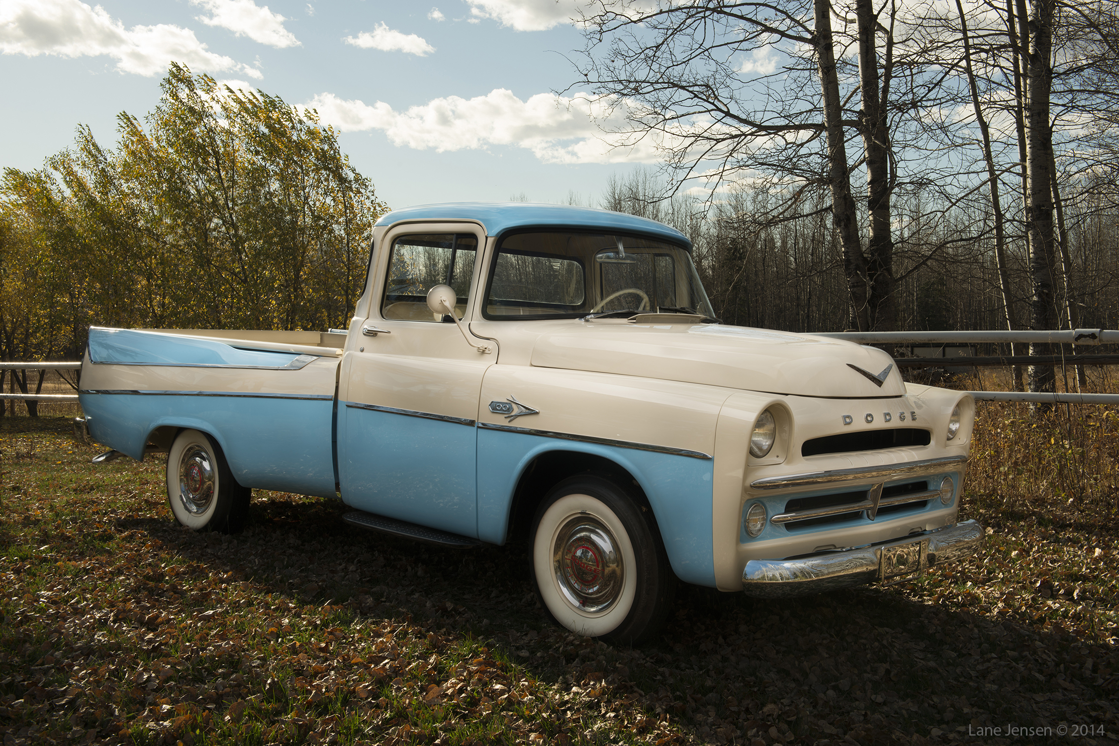White and Blue Dodge Truck done 16 x 24 website.jpg