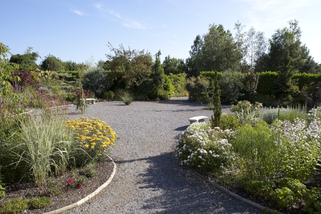 Ratoath Gardens - Beautiful borders which now take up over half of our space. A showcase for the plants we stock.