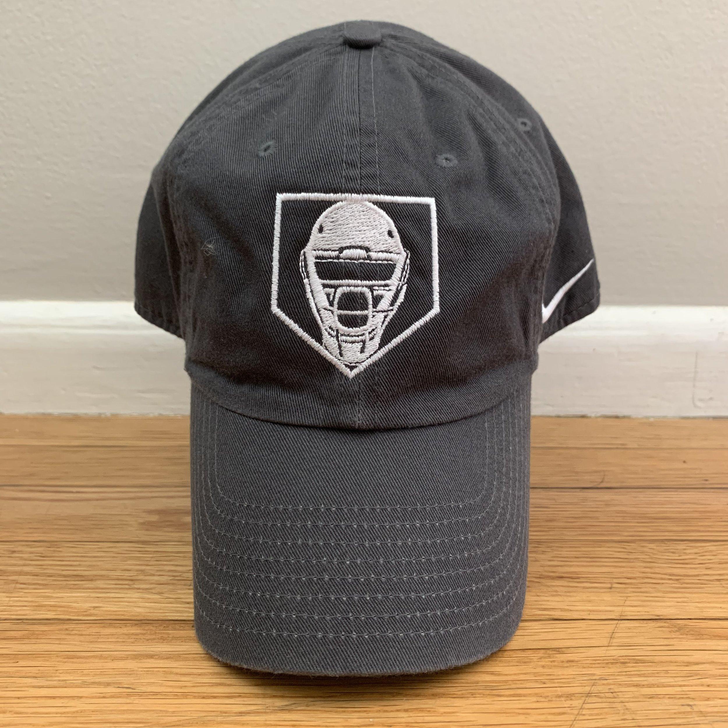 Cotton Hat w/ Buckle Back – Grey  $20