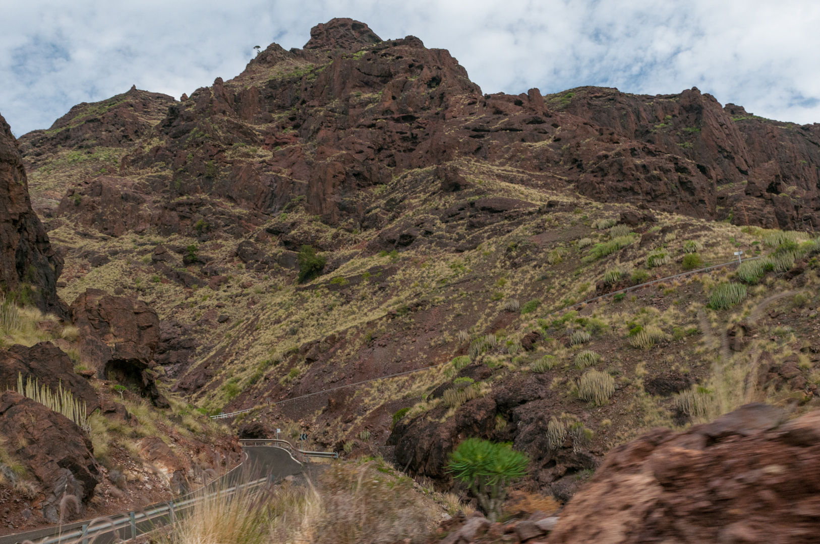 In the middle of nowere, Gran Canaria