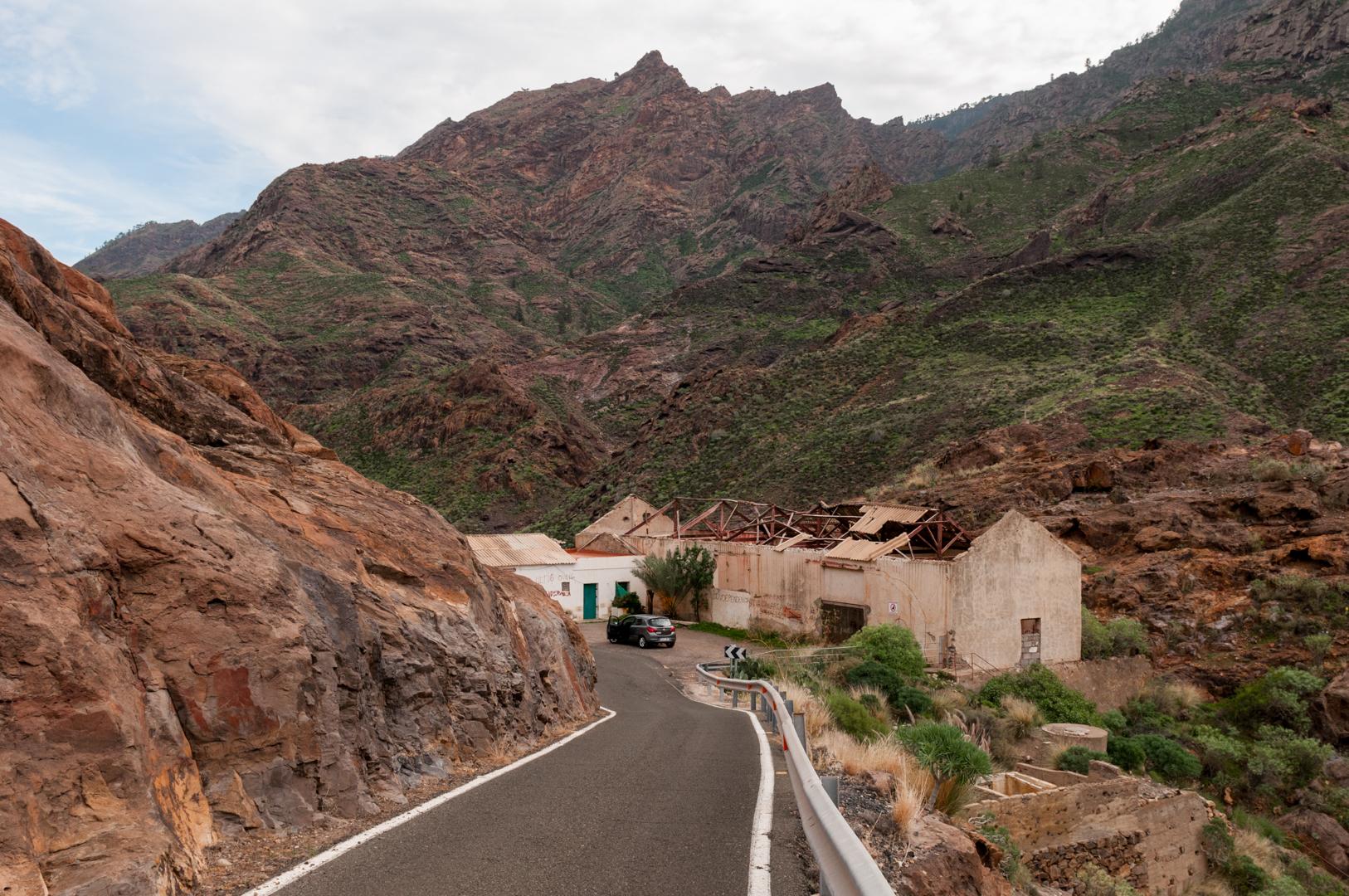 Some were in Gran Canaria