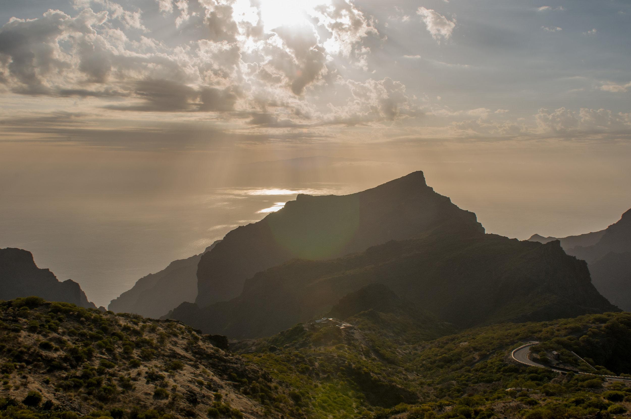 Masca mountain