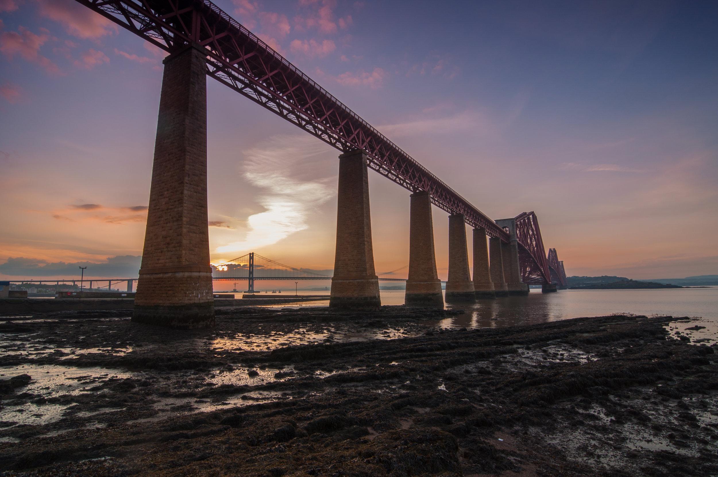 Queensferry Bridge - 2014 - DSC_1938-Edit.jpg