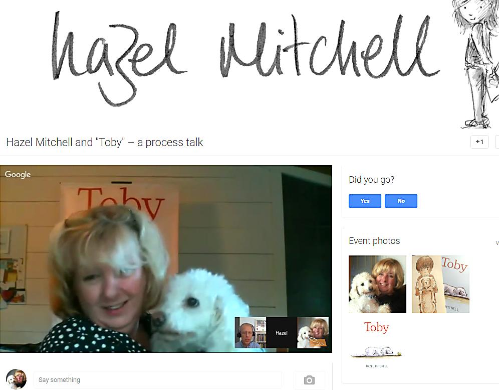 Hazel Mitchell Webinar