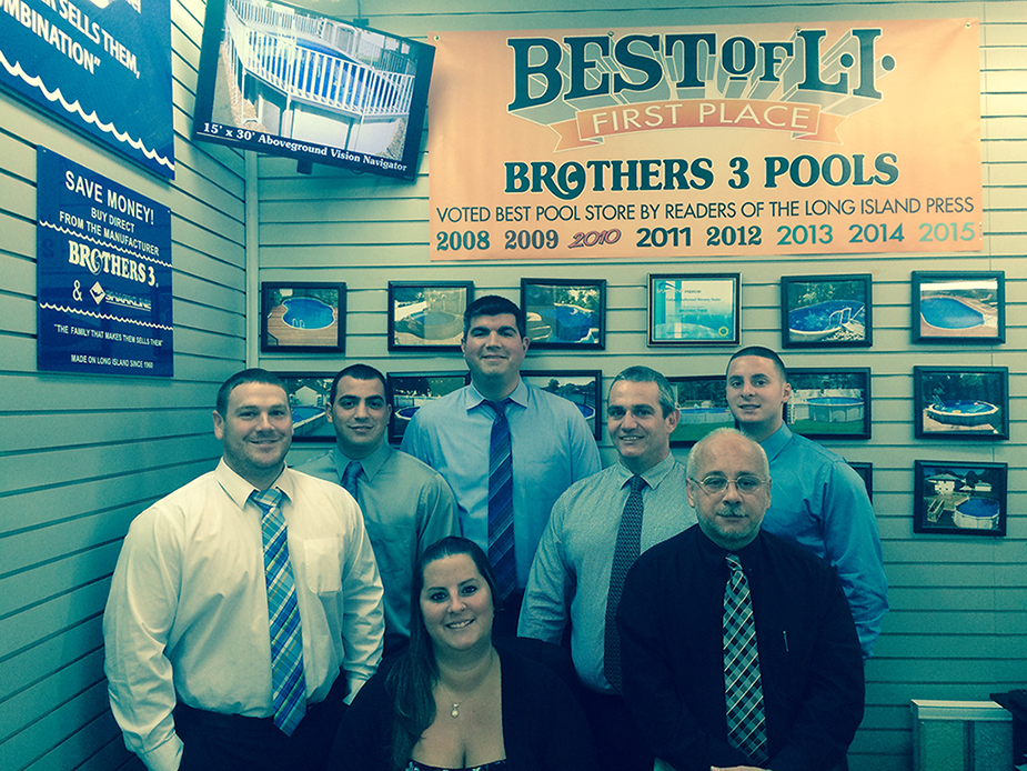 Our Pool Professionals