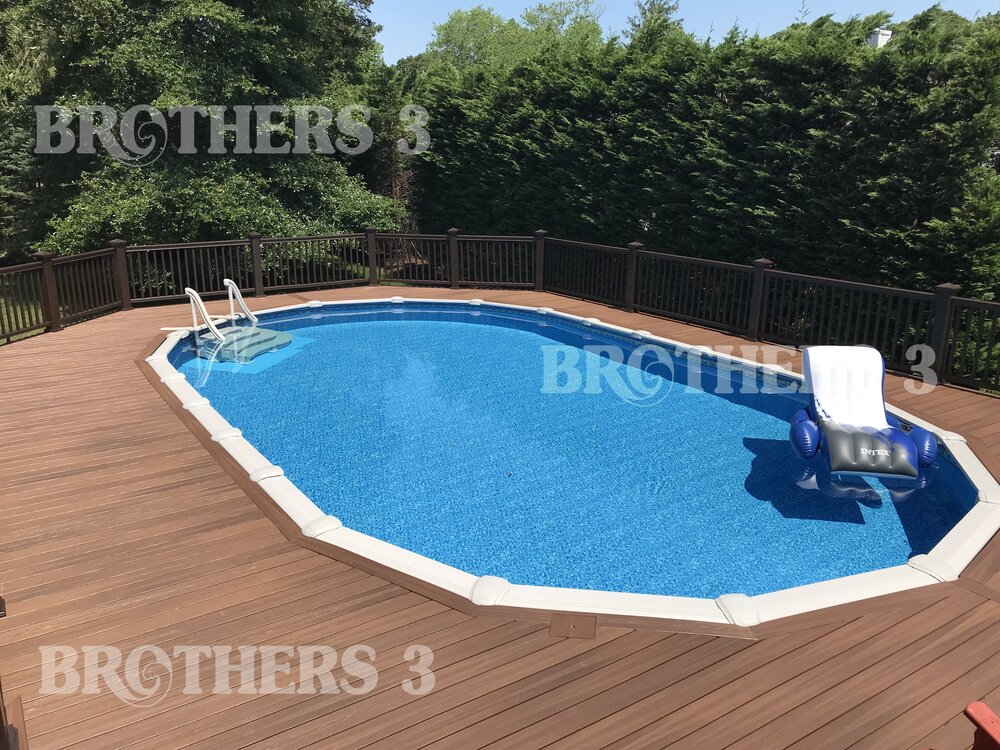 Aboveground Pools Brothers 3, What Is The Best Above Ground Oval Pool
