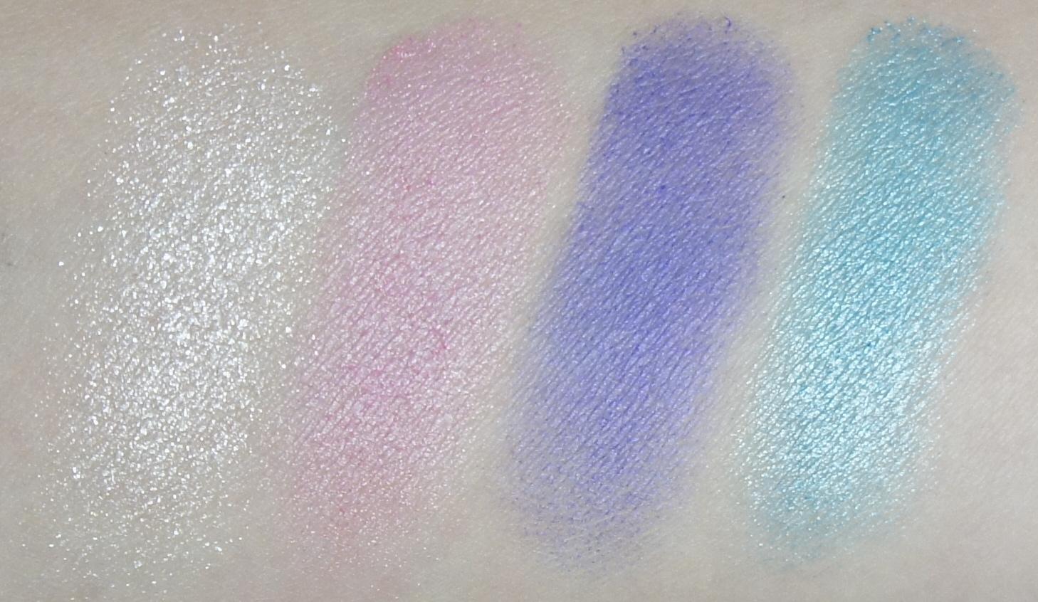 BH Cosmetics That's Heart Palette Eye Shadows