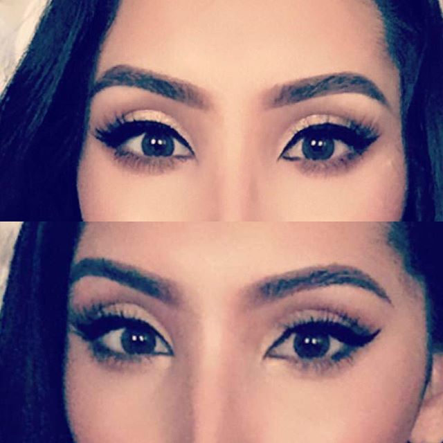 Always trying to perfect the brow. My favorite brow products are @pixibeauty Natural Brow Duo and @lorealmakeup Brow Stylist Definer #eyebrowsonfleek #browsonfleek #pixibeauty #pixipretties #pixibypetra