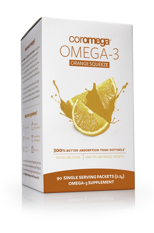 Coromega Omega-3 Smoothies