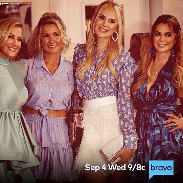⭐️ Less than a week away from the premiere of season 4! ⭐️ Set your DVRs and start chilling the tequila! #rhod #makeupartist