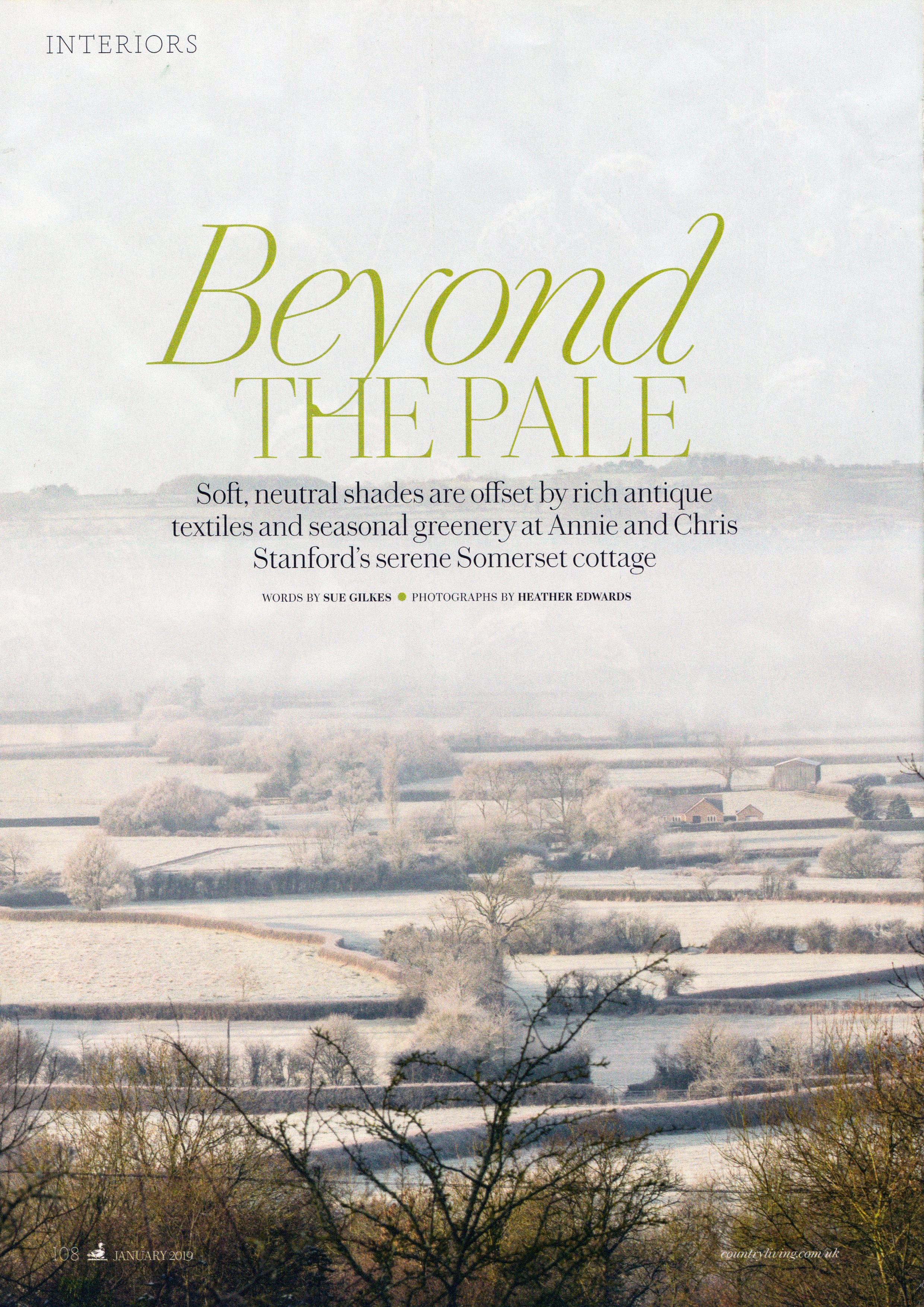 Country Living - Beyond The Pale - Jan 2019.jpg