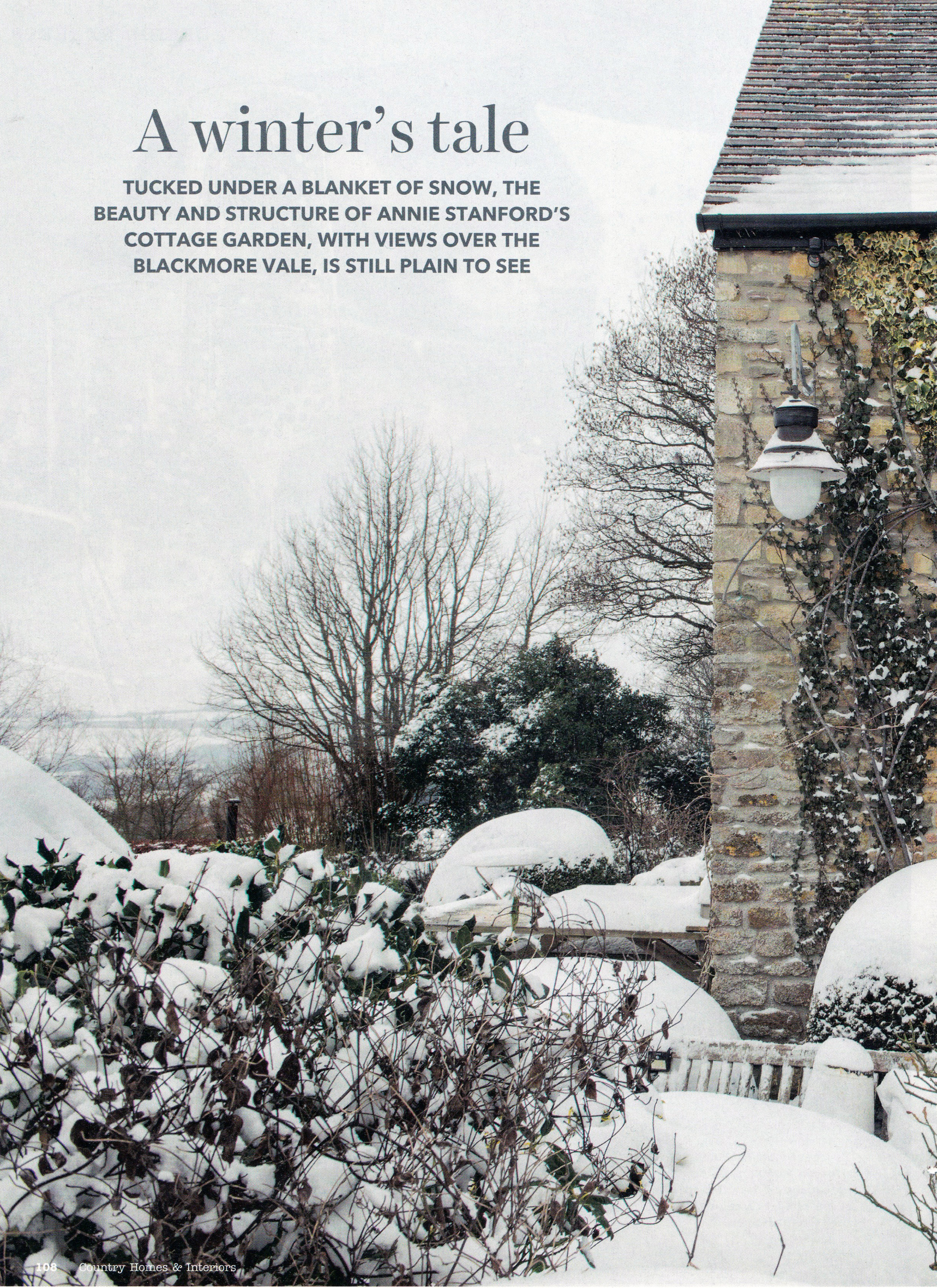 Country Living - A Winter's Tale - Jan 2019.jpg