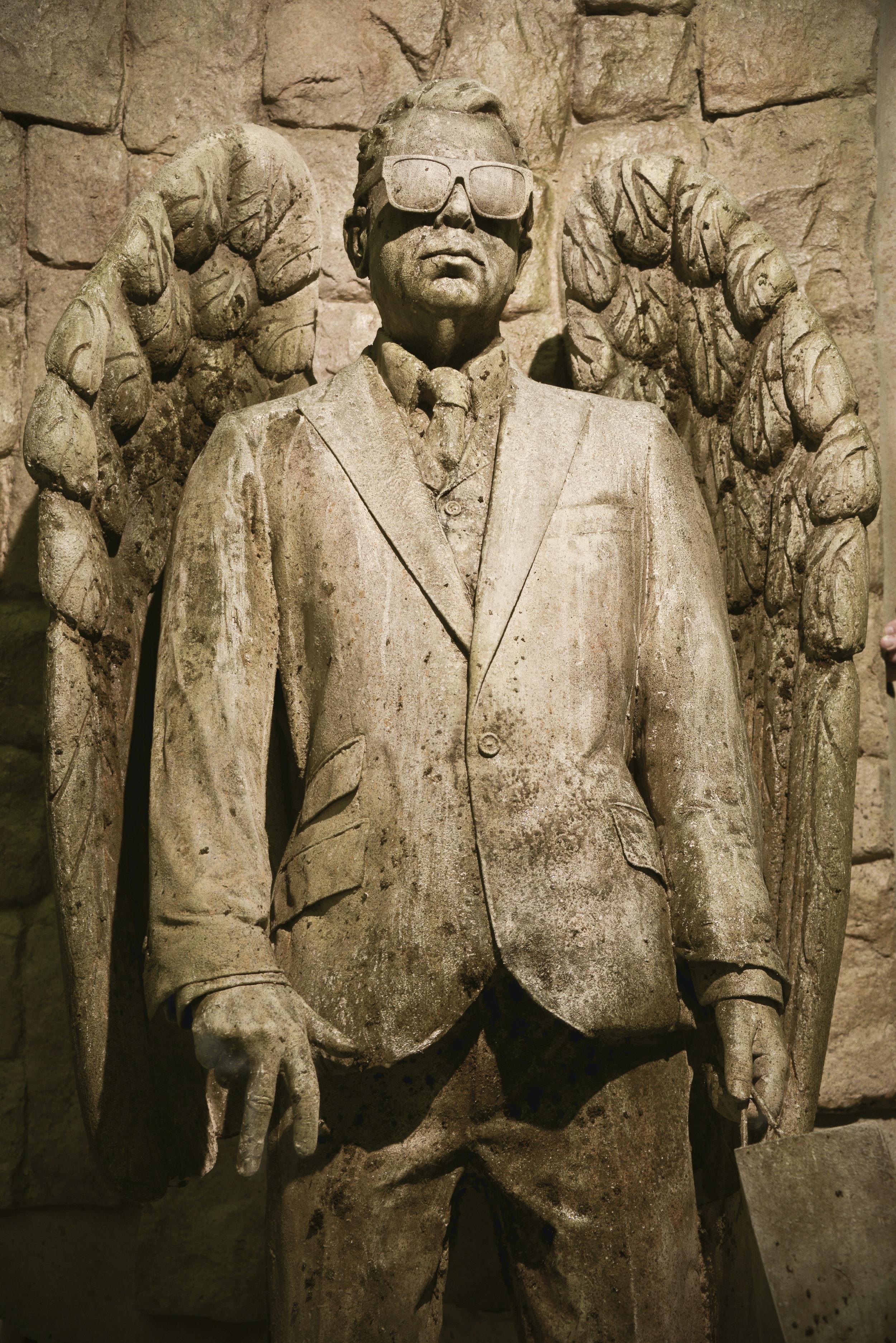 Gresham Blake's Angel of the North Laine