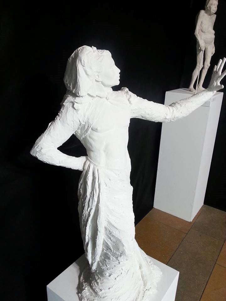 Bride (White plaster)