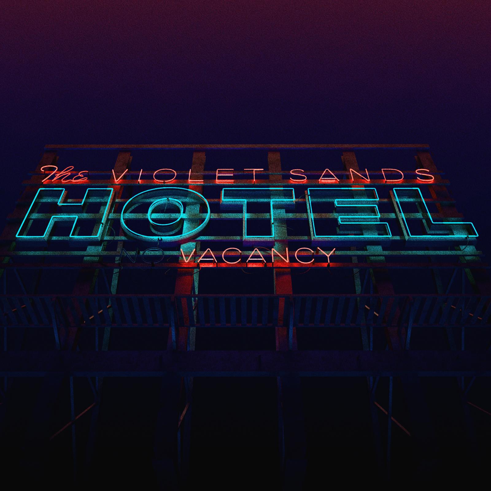 """Violet Sands - """"Hotel"""" (album)"""