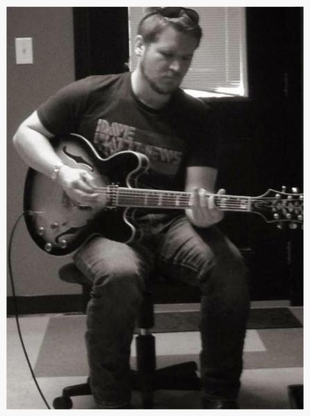 Kevin Williams, Guitar Technician Extraordinaire