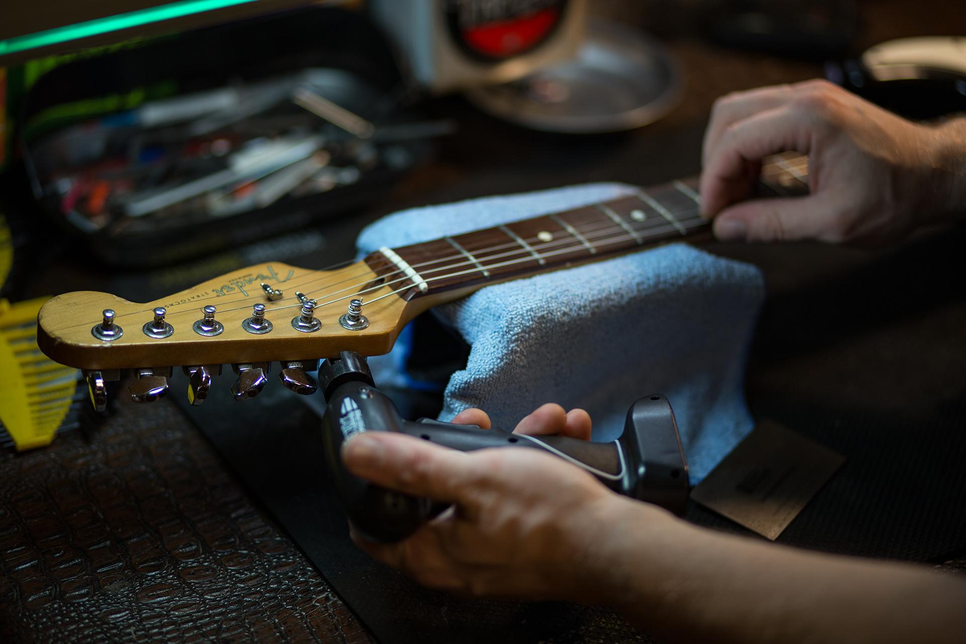 Guitar-setup