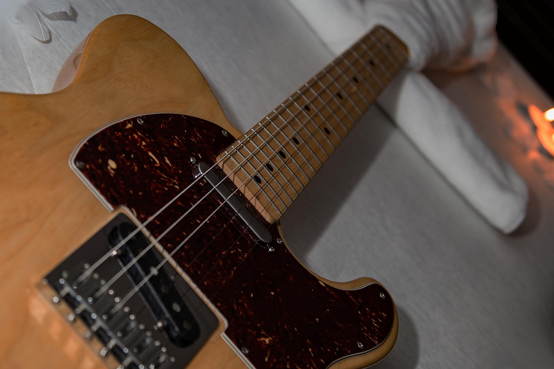Custom Body Works The Guitar Spa