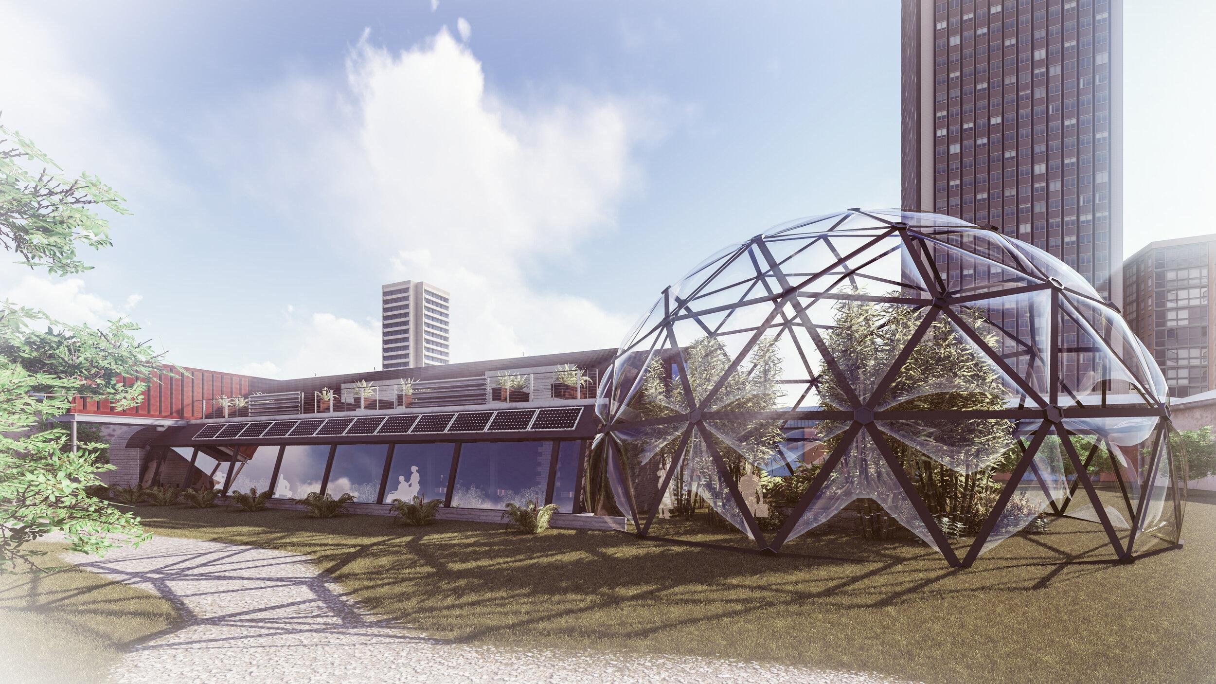 Center for Regenerative Living Complex Render 20190920_1 - Photo.jpg