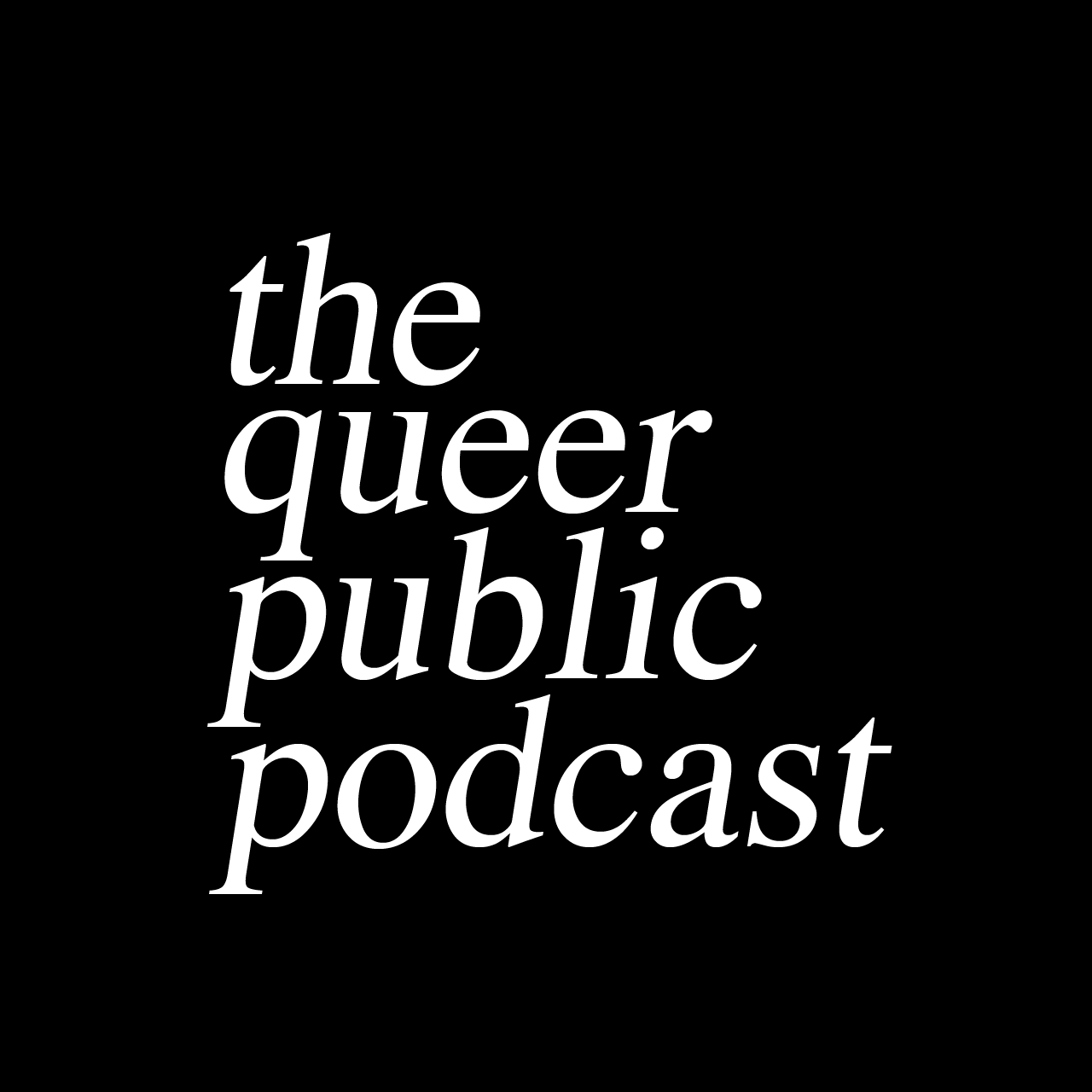 Real life, queer life. - Narrative podcast series produced by Erin McGregor, editing and sound design by Ariana Martinez, music supervision by Lynn Casper of the Homoground Podcast.