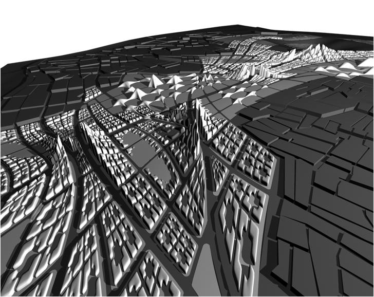 Zaha Hadid Architects - Istanbul Masterplan