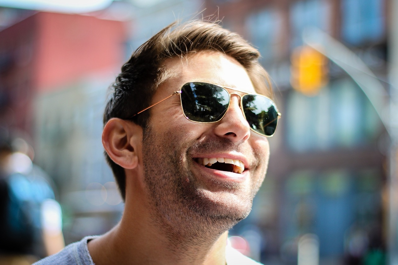 Photochromic EyeGlasses Lenses work best with large, squarish, rounded, and Tear-Drop Lens Shapes, Like Aviators