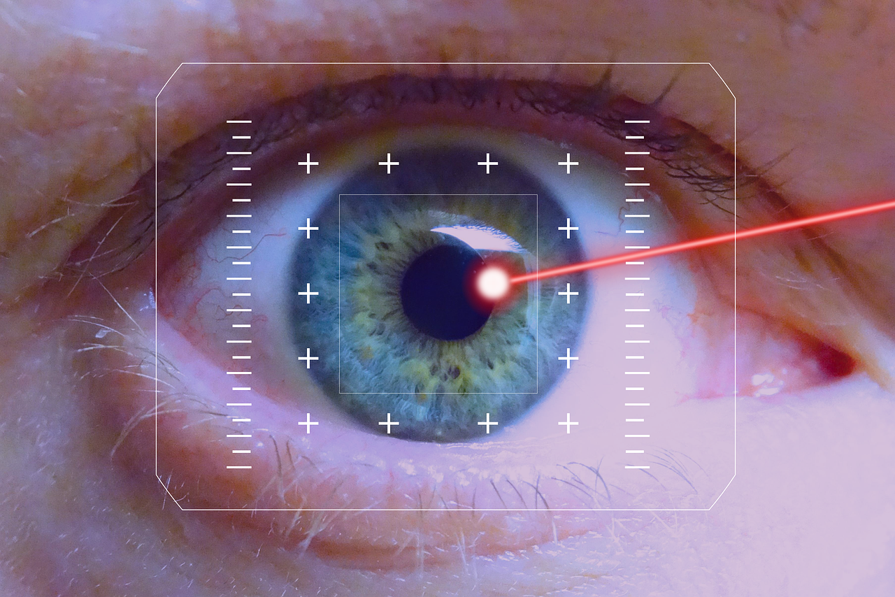 NOT What LASIK eye surgery actually looks like