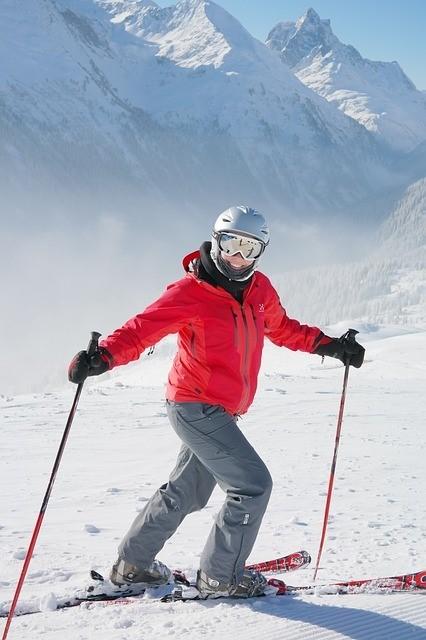Skiing Sunglasses