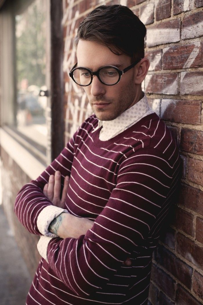 Men's Hipster Glasses