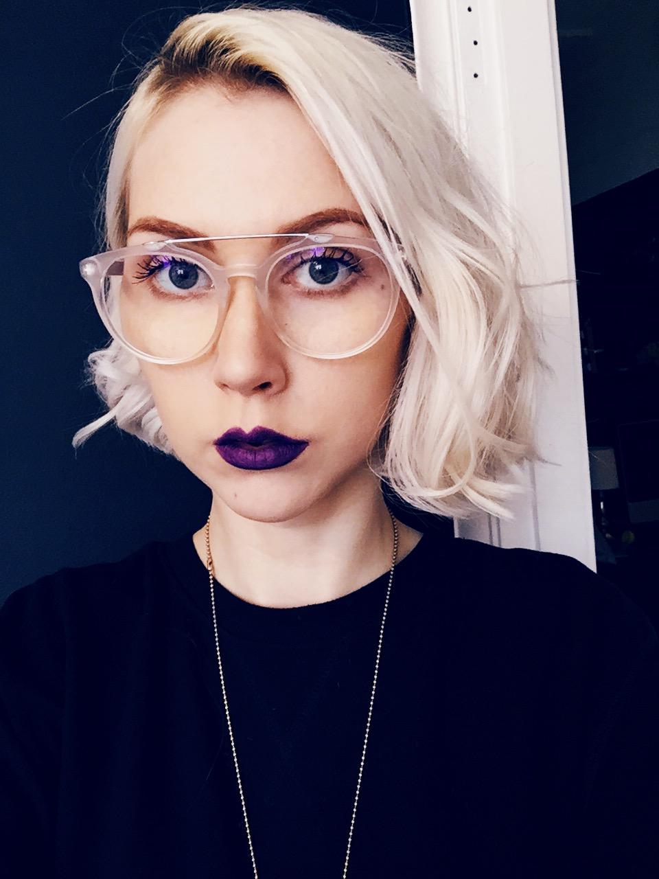 Women's Hipster Glasses