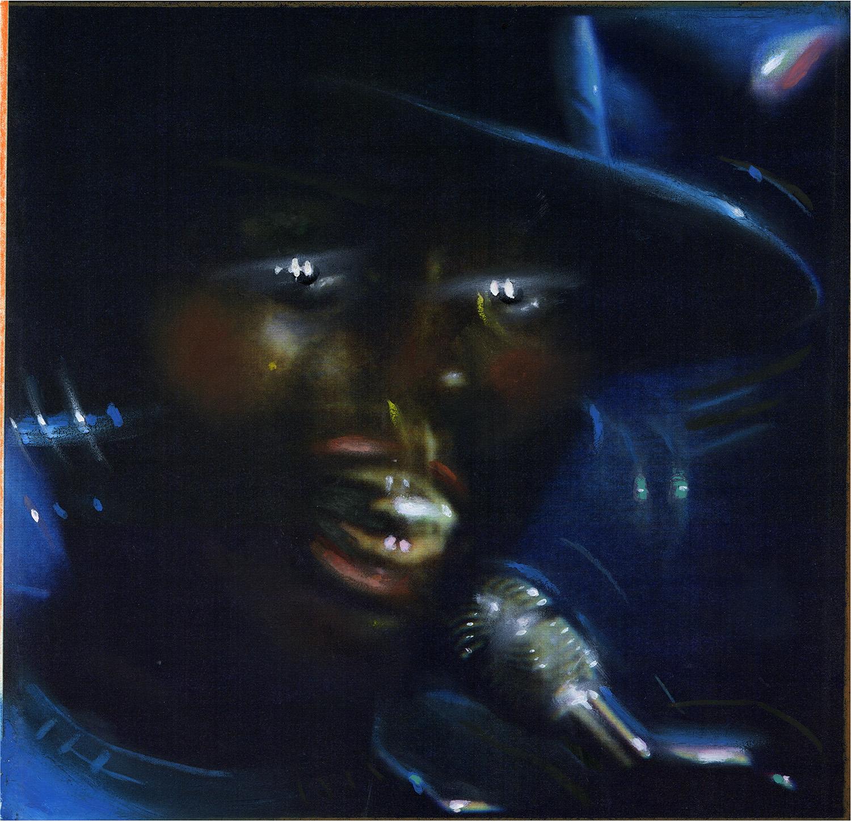 Grace Jones 1984