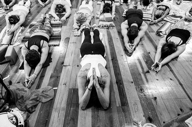 ". A SOLSTICE SURRENDER TO YOGA Thank you thank you thank you. For this thing we call Yoga. For this practice. For these teachings. For every teacher, every student, every human, every soul, every being who has been called to learn, to practice, to share, to live this thing we call Yoga; to unite on this path ... Thank You. Thank you Yoga. . There was a time, not so long ago, when I couldn't imagine living a Yogic life (nor did I know what that even meant). Now I can't imagine a life without Yoga.  This living practice, helped me find my way back to life.  One breath, one moment, and one intentional choice at a time. A practice that continues to this day, and begins again & again, in every moment I am fortunate enough to awaken to. . ""You start where you always do ... the answer is always: 'You start where you are, you start where your butt is, you start in the not knowing, you start in grief, you start in being speechless, you start in the silence, you start in the tears, you start in community, you gather together ...' it's called Stitches because all you have to do is know one place in the torn fabric that will hold the knot (eg. when repairing something), and you start there, metaphorically you just need to start in one place. You start, you test it, will it hold? Then one stitch, and I've brought 2 pieces of fragment together. Just one stitch, at a time ..."" - Anne Lamott, in an interview about her book Stitches . . . 📸 @ellen.strz & @konjinius moments captured at @esalen about 1 year ago where I took another dive into the layers of this practice & this life with @janetstoneyoga, her teaching team, and the most beautiful humans. A journey that is still unfolding as we celebrate another cycle, another summer solstice, and this day of Yoga.  Yet another, but it only gets richer and deeper and fuller and wider, more brilliant, more clear, more potent each time we're blessed with a tour around sun.  Thank you thank you thank you."