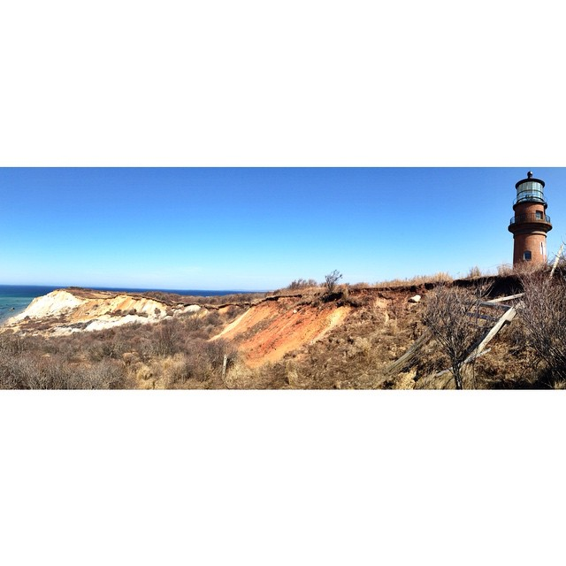 The Gay Head Lighthouse is one of America's 11 Most Endangered Historic Places. It's our job to move it! #endangered #lighthouse #historic #gayhead #marthasvineyard