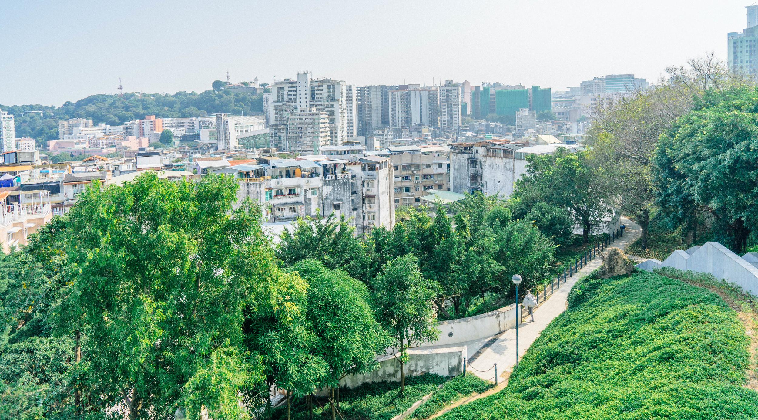 Macau Skyline (2/3)
