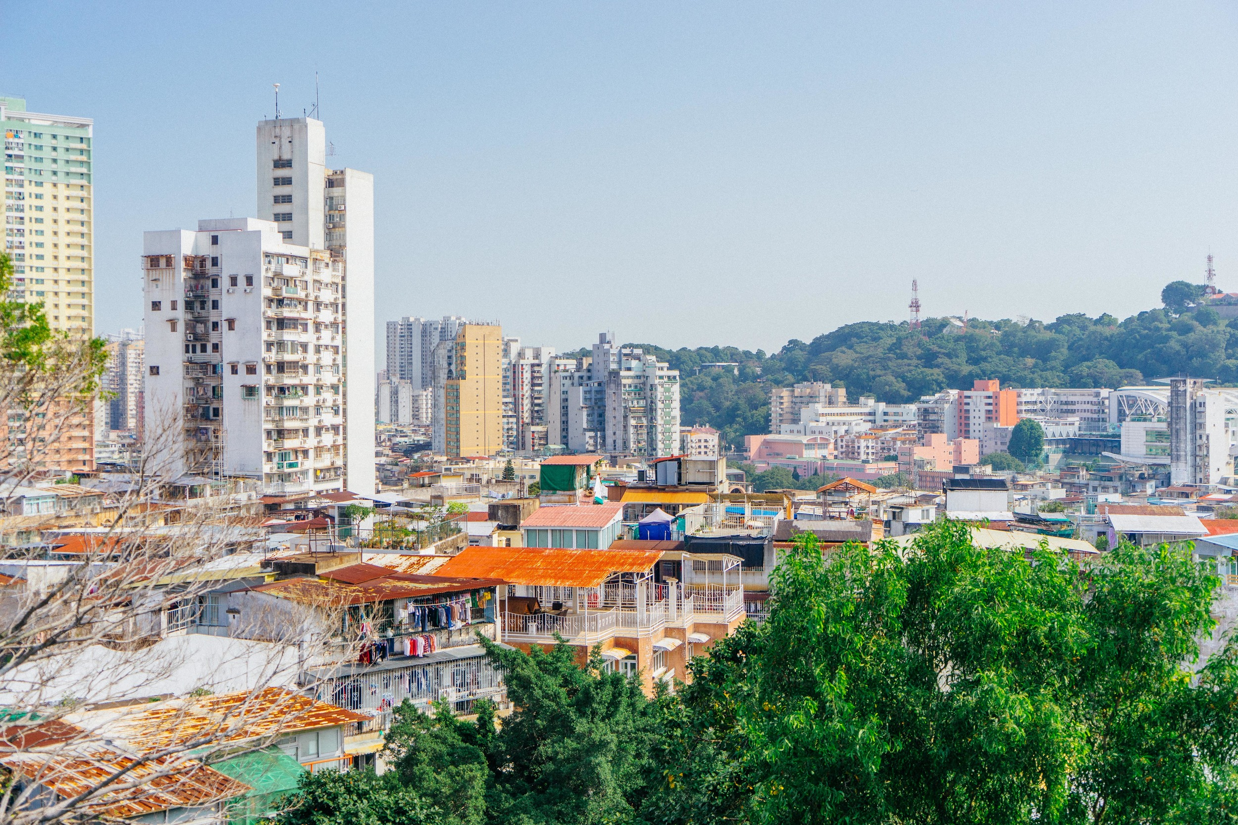 Macau Skyline (3/3)