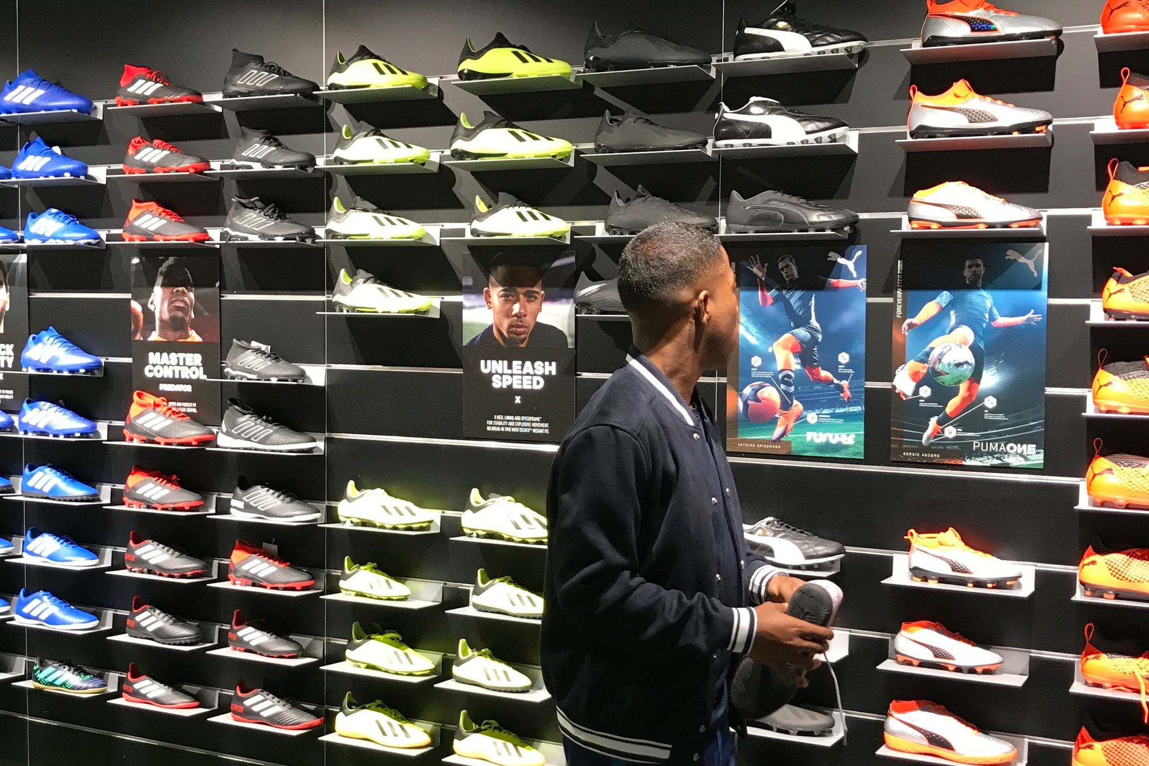 Connecting Intersport with the Nike athlete of the future. - Nike & Intersport