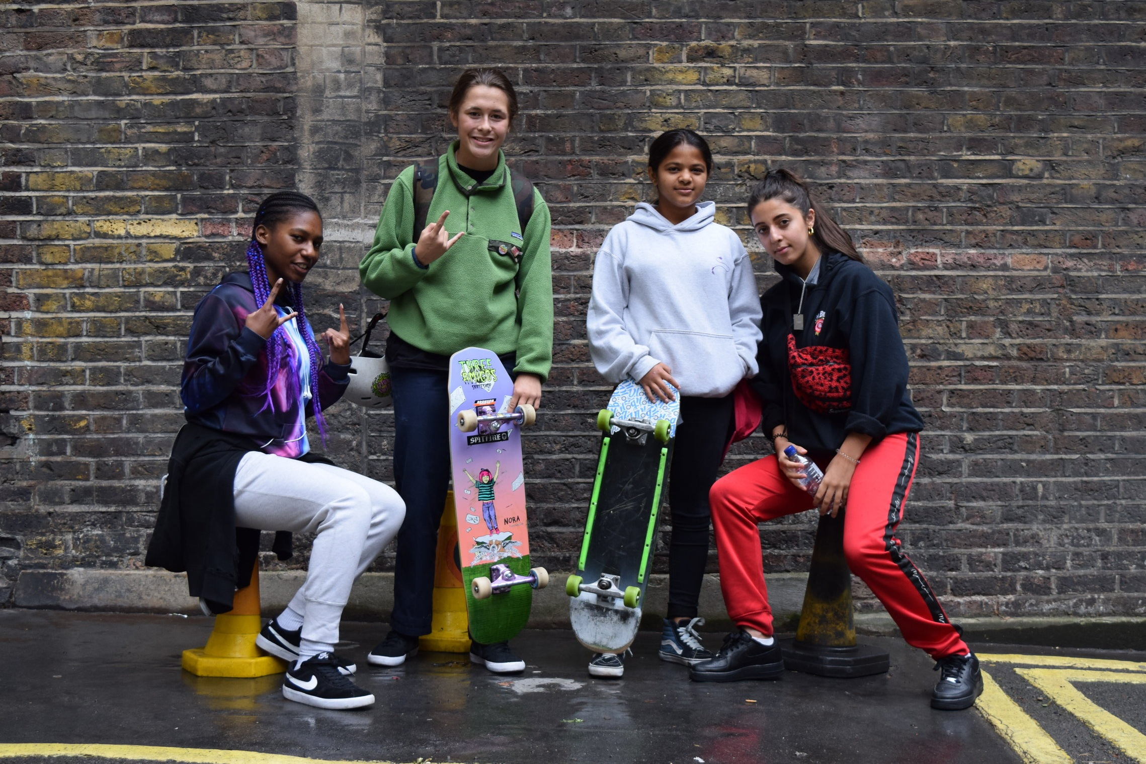 Defining Western European skateboarding culture. - Nike SB