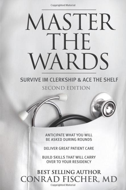 Master the Wards, Book by Conrad Fischer