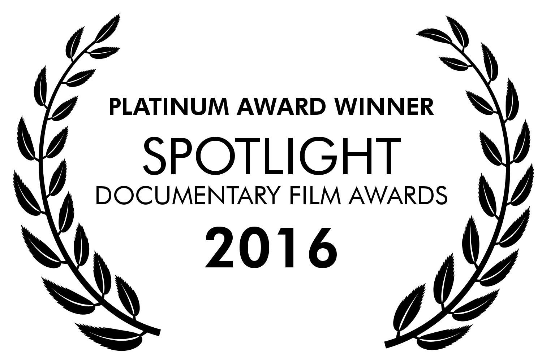 Spotlight Film Festival_PLATINUM DOC LAUREL2016.png