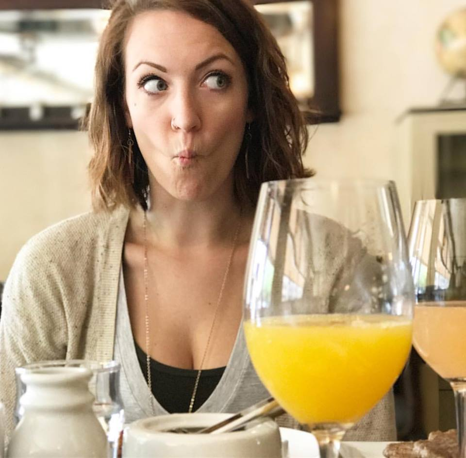 Brunch at Tilia with my sister | momming is hard