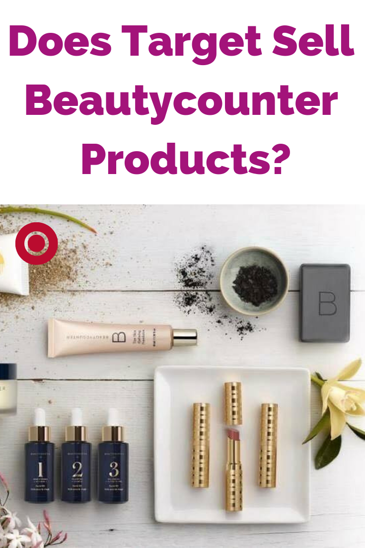 Does Target Sell Beautycounter Products? | Target Beautycounter