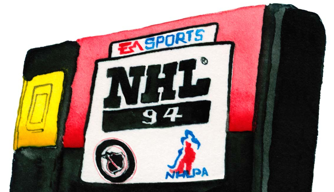 JOHN MADDEN HOCKEY: The Making of NHL '94   Read-Only Memory (March 2015)