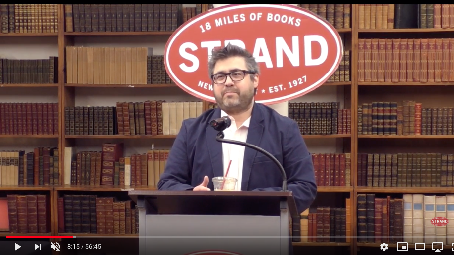 STRAND BOOKSTORE (NYC)