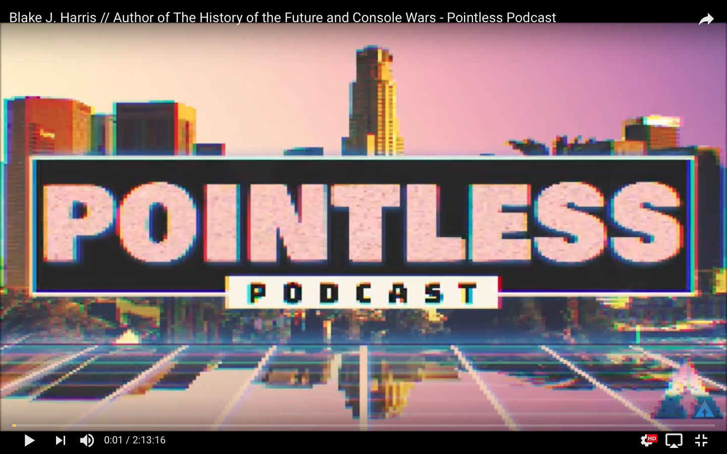 POINTLESS PODCAST w/Kevin Pereira