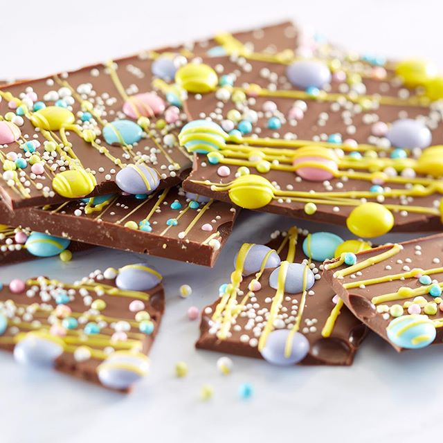 A week that starts with chocolate & sprinkles must be a good one! .  #lolliandpops #chocolate #spring #sprinkles #photoshootstyling #kimberlylindbergdesign #studio141
