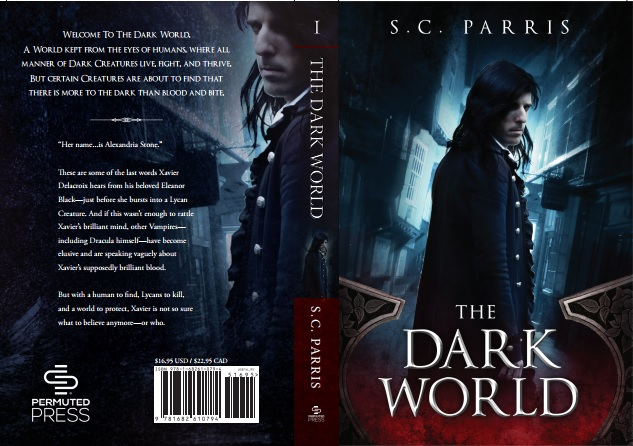 the dark world full cover