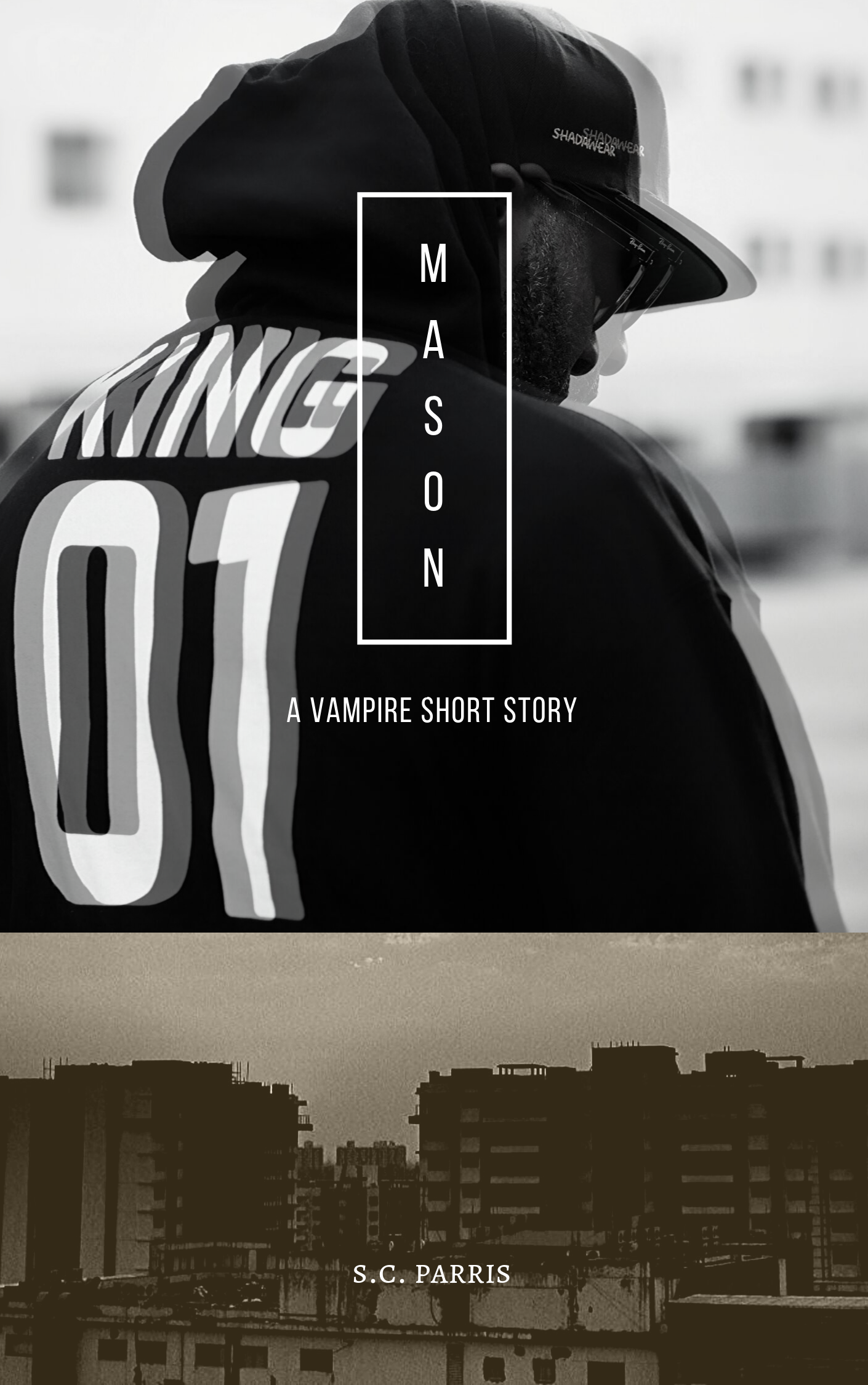 - MASON: An October Vampire Story: October 2019[genres: horror, urban, short story, vampires]18+ [no sex]Mason is looking for some fun at the nearest hip-hop club in New York. He takes his reluctant friend Greg along, but he's not looking to babysit. He wants to get his mind off of his batshit ex, Tiffany Mercer, a woman who is not easy to forget.Until he meets beautiful, mysterious Amara.As their meeting grows stranger, Mason can't help but feel Amara isn't human, but before he allows himself to acknowledge his fears, he's bound by the captivating stranger in more ways than one.