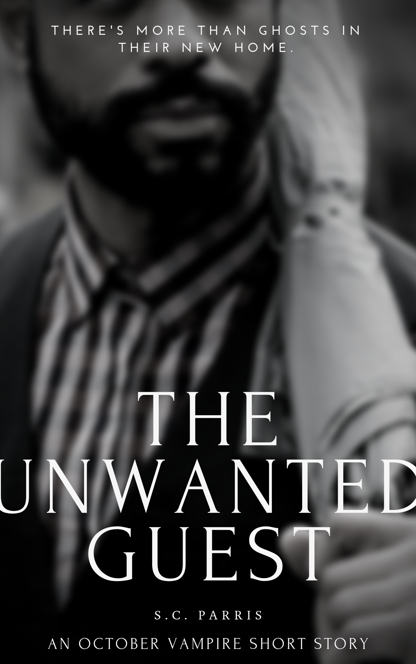 - THE UNWANTED GUEST: An October Vampire Story: October 2019The Englewood's just wanted to enjoy their new home, but several ghosts and one charming, persistent vampire are determined to see them dead before they can get around to it.